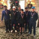 Boys Varsity Golf Takes 3rd at The Golf Club of Houston