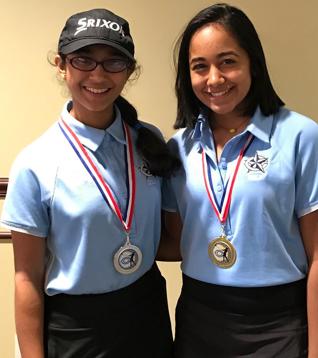CHS Lady Rangers Golf Place 1st and 2nd at Quail Valley!!
