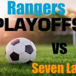 Varsity Boys Soccer Playoff Game vs. Seven Lakes