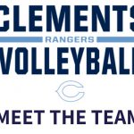 Clements Rangers Volleyball | Meet The Team!!