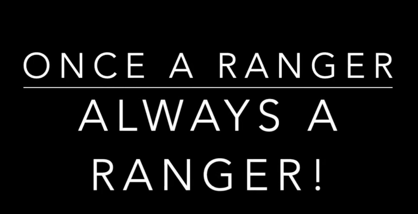 Hey Rangers… See You Again | Video Message