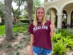 Clements Rangers Backstroker Meredith Brown Verbals To Texas A&M C/O 2025