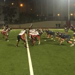 Segerstrom High School Varsity Football beat Laguna Beach High School 41-10