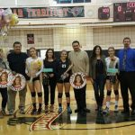 Segerstrom High School Girls Varsity Volleyball beat Ocean View High School 3-2