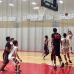 Segerstrom High School Boys Varsity Basketball beat Orange High School 62-44