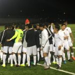 Segerstrom High School Boys Varsity Soccer beat Orange High School 3-0