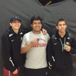 Jaguar Wrestlers place at CIF Finals!