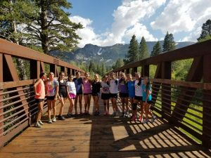Cross Country Mammoth Camp 2017