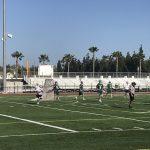 Boys Varsity Lacrosse beats Sage Hill 15 – 2