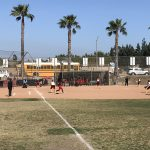 Girls Varsity Softball beats Arcadia 3 – 1