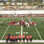 Boys Junior Varsity Football beats Bell Gardens 40 – 18