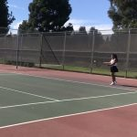 Girls Varsity Tennis beats La Quinta/Westminster 12 – 6