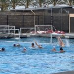 Boys Varsity Water Polo beats Villa Park 11 – 10