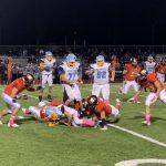 Varsity Football beats Marina 59 – 13