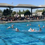 Boys Varsity Water Polo beats Millikan 15 – 11
