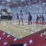 Boys Varsity Basketball falls to Laguna Beach 44 – 41