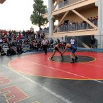 Segerstrom Wrestlers Defeat Valley in Outdoor Match