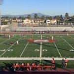 Girls Varsity Soccer beats Loara 2 – 0