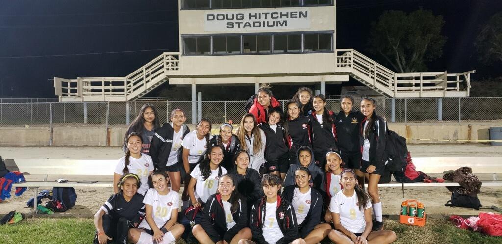 Varsity Girls Soccer Travels to San Luis Obispo