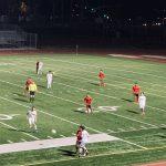 Boys Varsity Soccer beats Costa Mesa 2 – 1