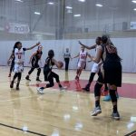 Girls Varsity Basketball falls to Colony 58 – 57