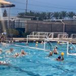 Girls Varsity Water Polo beats Villa Park 10 – 4