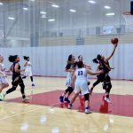 Girls Varsity Basketball beats Valencia/Placentia 69 – 20