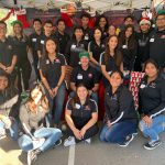Athletic Council Spreads Holiday Cheer at Illumination Foundation Holiday Carnival