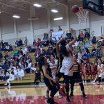 Boys Varsity Basketball beats Godinez 50 – 43