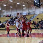 Boys Varsity Basketball falls to Westminster in OT, 69 – 65