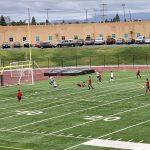 Boys Varsity Soccer beats Western 4 – 0