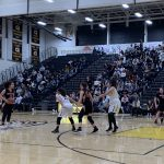 Girls Varsity Basketball beats Godinez 46 – 28