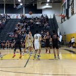 Boys Varsity Basketball falls to Godinez 43 – 38