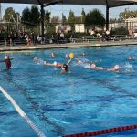 Girls Varsity Water Polo beats Garden Grove 12 – 3