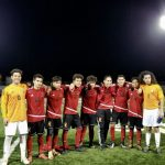 Boys Varsity Soccer beats Ocean View 2 – 1