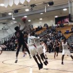 Boys Varsity Basketball beats Westminster 56 – 51