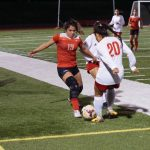 Girls Varsity Soccer beats Garden Grove 1 – 0