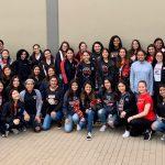 Lady Jags Attend 2019 Women in Sports Celebration