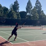 Boys Varsity Tennis beats Garden Grove 15 – 3