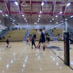 Boys Varsity Volleyball beats Sage Hill 3 – 0