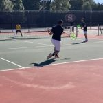 Boys Varsity Tennis beats Godinez 18 – 0