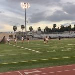 Girls Varsity Lacrosse falls to Canyon/Anaheim 15 – 4