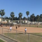 Girls Varsity Softball beats Ocean View 5 – 3