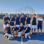 Boys Tennis defeats Garden Grove to earn GWL Champions