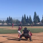 Boys Varsity Baseball falls to Ocean View in 9 innings – GWL 5 – 4