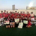 Boys Varsity Lacrosse beats Valencia/Placentia 9 – 4