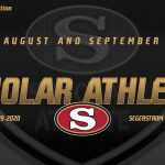 Scholar Athletes of the Month