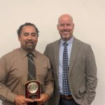 Coach Tagaloa Recognized at Coaches of Character Dinner