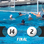 Boys Varsity Water Polo beats Godinez 14 – 2