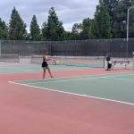 Girls Varsity Tennis beats Westminster 16 – 2